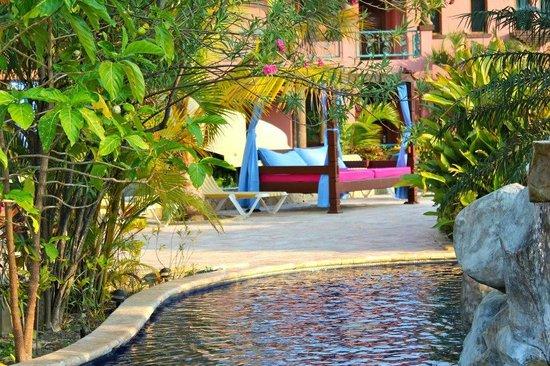 Parrot Tree Beach Resort: pool
