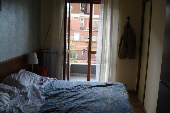 Affittacamere Acqua Bullicante : Room in Pension Bullicante