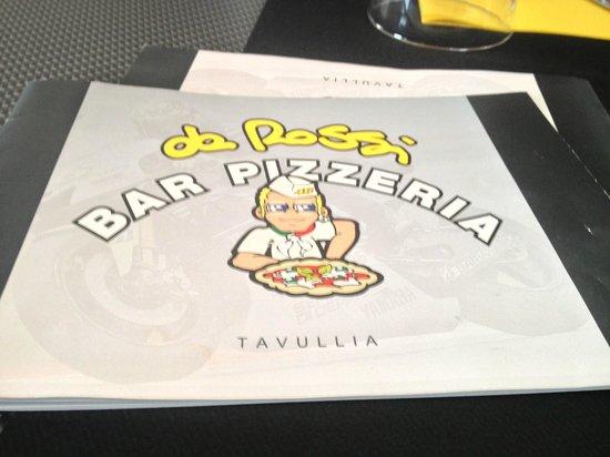 Ristorante Pizzeria Da Rossi: Ristorante