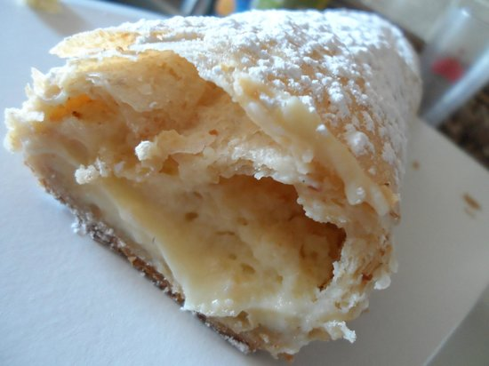 Hungarian Strudel Shop: Cheese Strudel