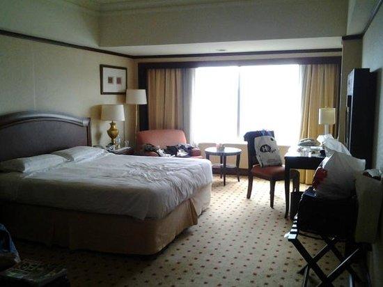 Le Meridien Kota Kinabalu: spacious room
