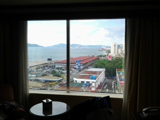 "Le Meridien Kota Kinabalu: This is what you get for a ""classic seaview"" room"