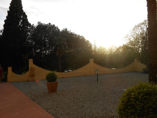Antico Borgo San Martino: Visuale