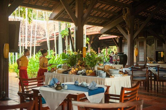 Angkor Village Resort: restaurant