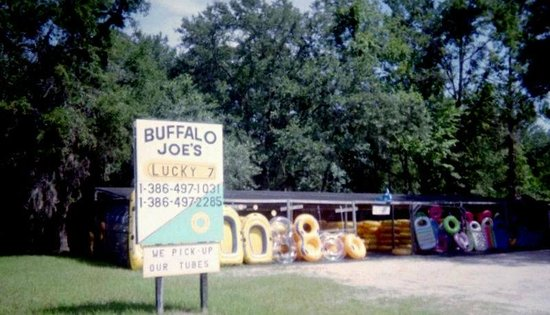 BUFFALO Joe's Tube Center