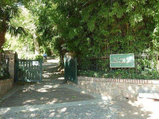 Casa de Manuel Mujica Láinez  : The entrance