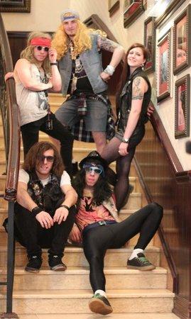 Хард-рок москва фото