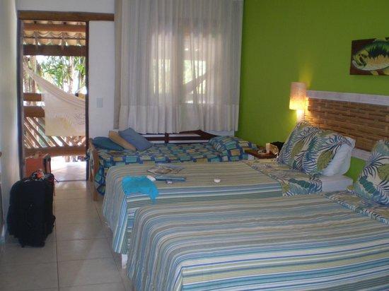 Hotel Via dos Corais: camera hotel
