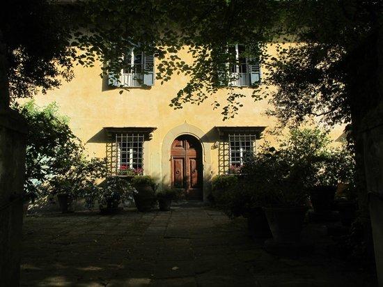 Villa Malavolta: une noble demeure