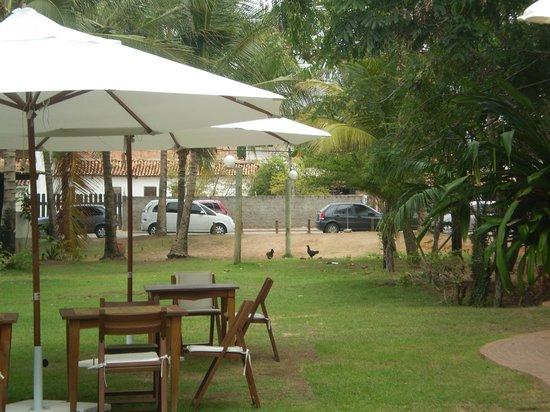 Hotel Via dos Corais: ristorante hotel