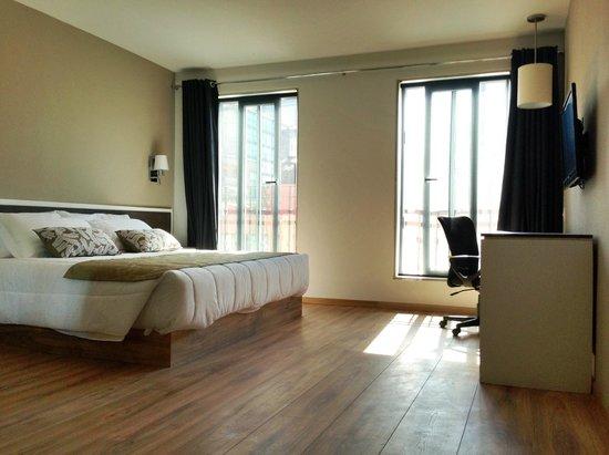 Hotel Plaza Revolucion: Habitación king
