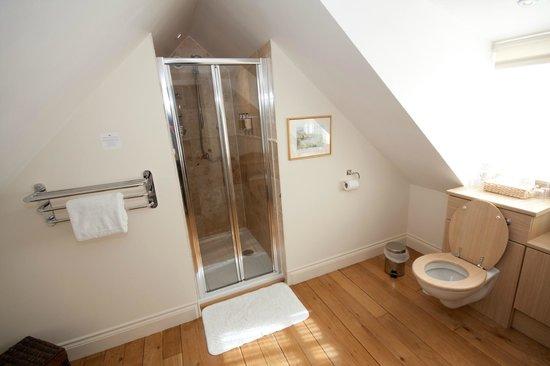 Ashfield House Luxury B&B: Our en-suite