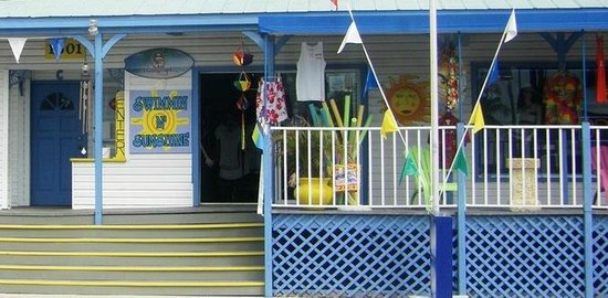 Swimmin N Sunshine : Store Front
