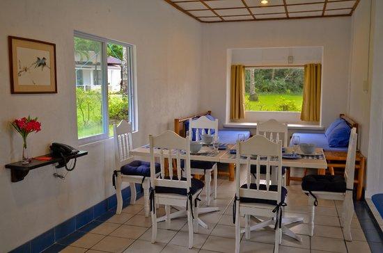 Beach Casita Dining - Picture of Punta Bulata Resort & Spa, Negros Island - Tripadvisor