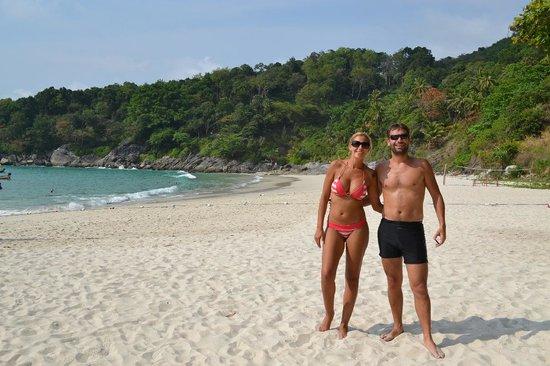 Foto en freedom beach