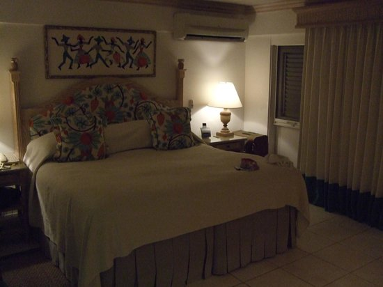 The Sandpiper: bedroom