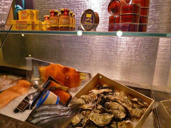 Poletto: Fischprodukte
