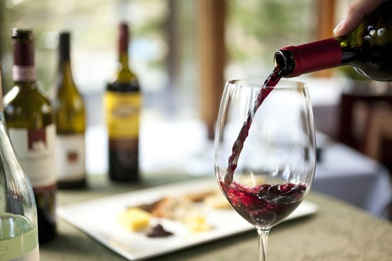 Helen's Fine Dining: Ask about our extensive wine selections