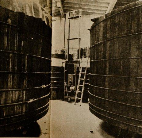 Honeywood Winery : Honeywood History-Redwood Fermenters 1930's-1980's