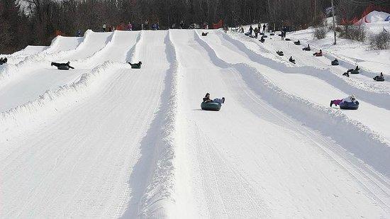 Ski Ward: Snowtubing park