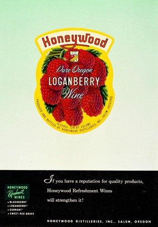 Honeywood Winery History-ad
