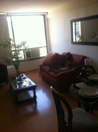 Providencia Suite Apartments: Departamento