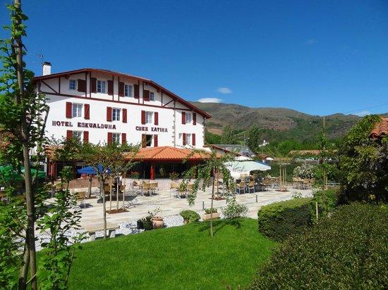 Hotel Restaurant Eskualduna