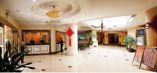 Hua Thai Hotel: Lobby