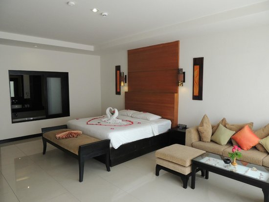 Horizon Karon Beach Resort & Spa: Club Room