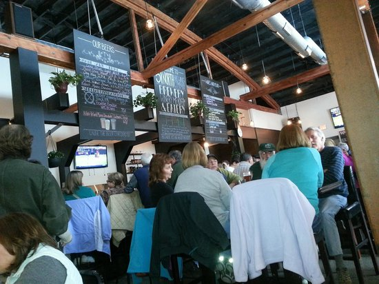 51 North Brewing : Up-north feel with a unique atmosphere