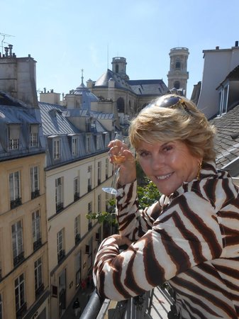 Hotel Esprit Saint Germain: Champagne Dreams