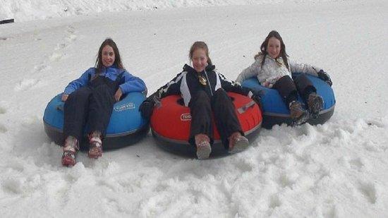 Ski Ward: Snowtubing