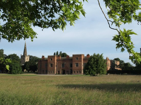 Νότινγχαμ, UK: Holme Pierrepont Hall