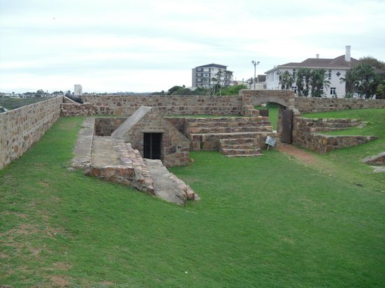 Fort Frederick: another inside