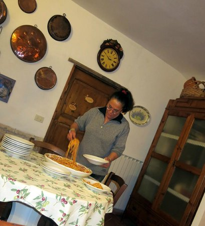 Agriturismo Le Casacce : Viviana :D