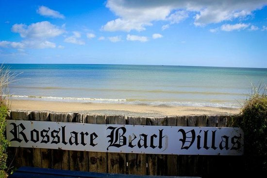 Rosslare Beach Villas : view from the living room