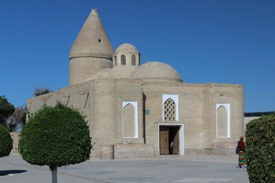 Chasma Ayub Mausoleum: Buchara: Chashma-Ayub Mausoleum