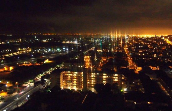 Top of the Ritz: great view of Sea Point