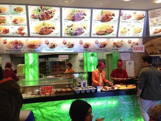 Hühnerhaus: dinner huhnehaus