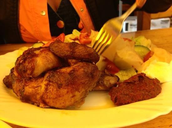 Hühnerhaus: chicken