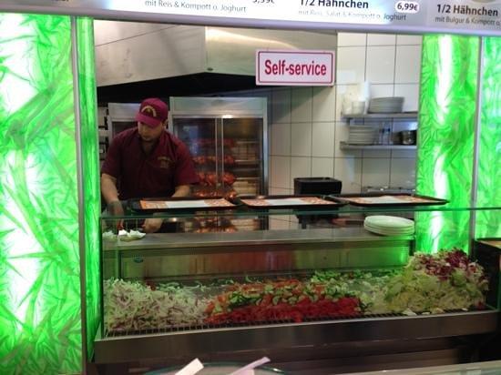 Hühnerhaus: kitchen
