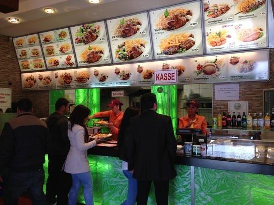 Hühnerhaus: customers