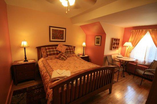 Le Gite du Champayeur: Eva bedroom