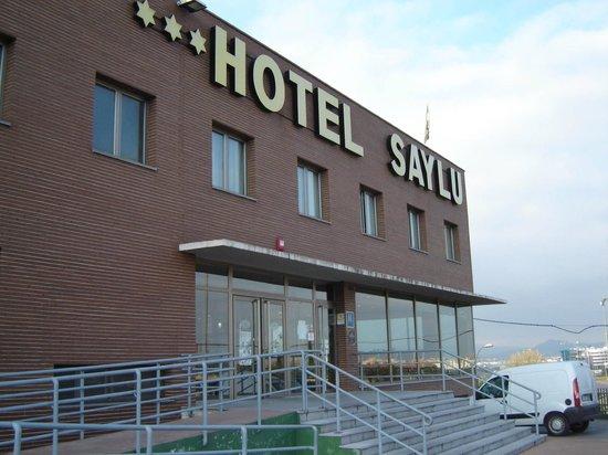 Hotel Saylu: Fachada hotel