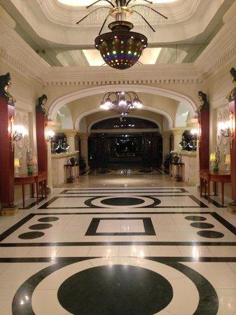 Main entrance grand foyer