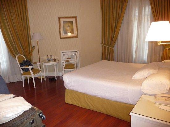 Hotel Atlantico: Notre chambre
