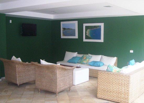 Pontal da Ferradura: Lounge TV