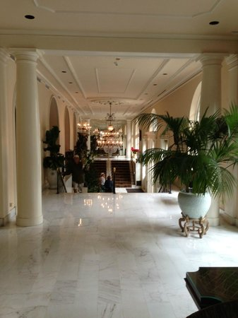 Omni Royal Orleans: The Lobby