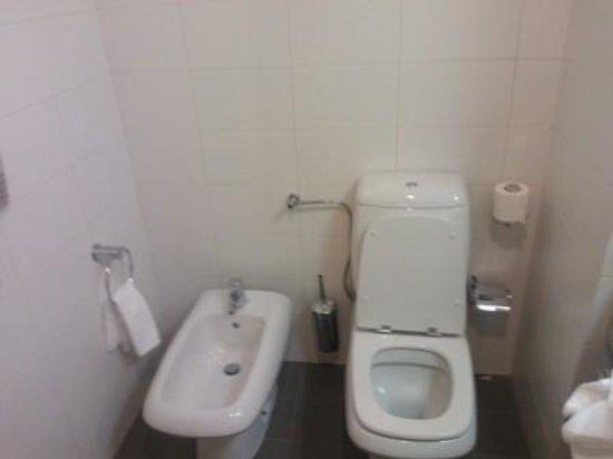 Tryp Colina DO Castelo Hotel: WC