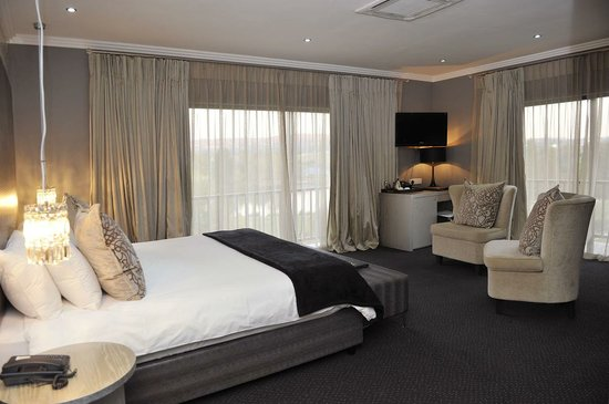 St Andrews Hotel & Spa: Delux Room